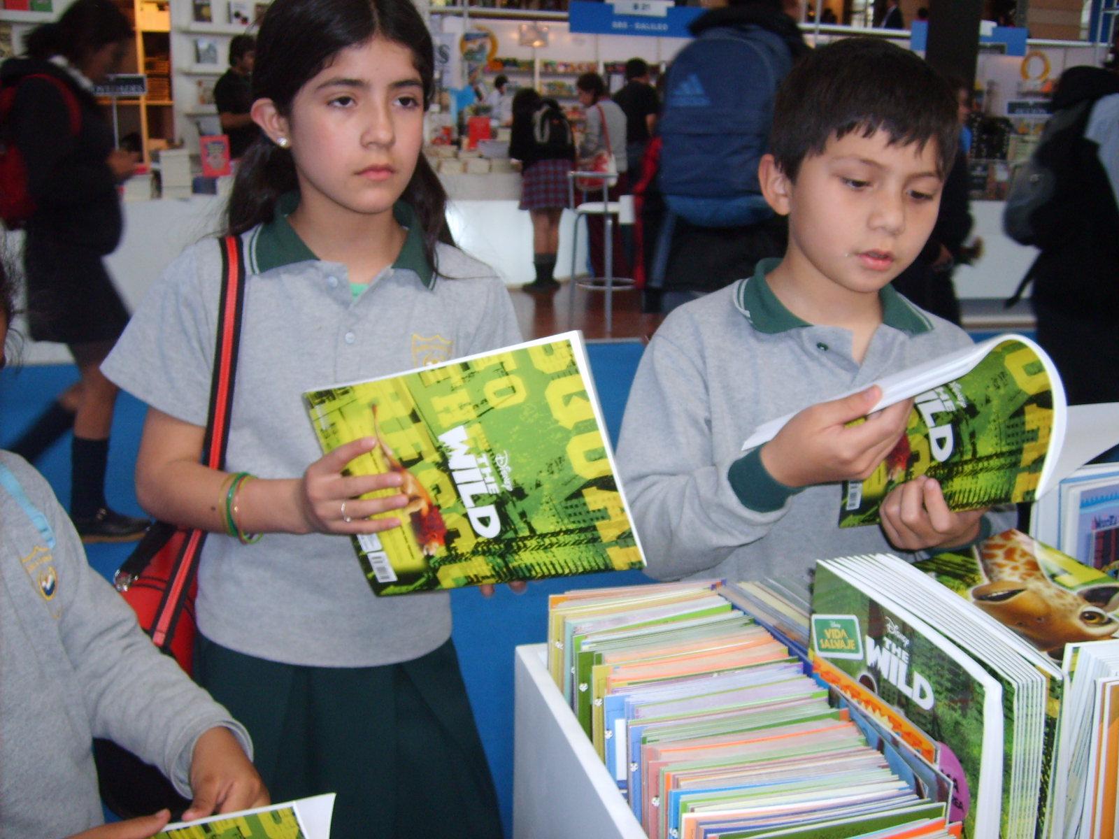 Feria del Libro Estación Mapocho 2007