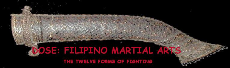 DOSE: FILIPINO MARTIAL ARTS