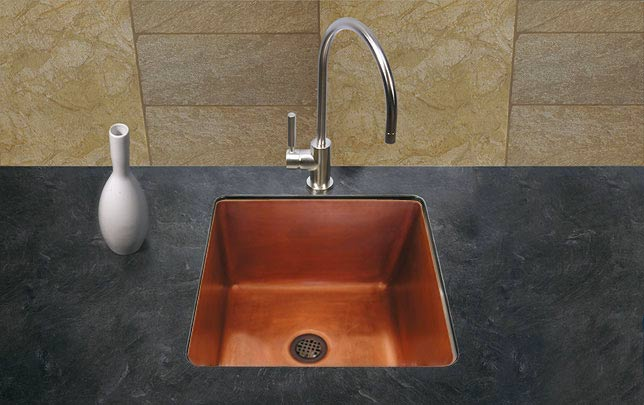how to clear a blocked kitchen sink