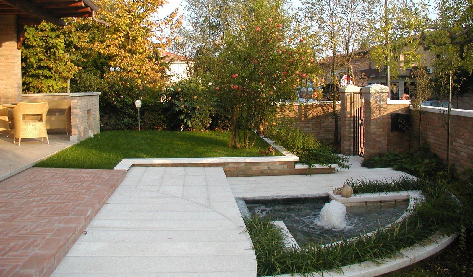 Giardini Zen Brianza : Verdiprogetti architettura del paesaggio giardino privato