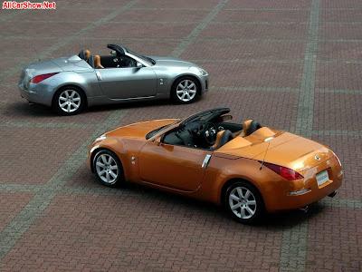 Nissan Fairlady Z Roadster 2004