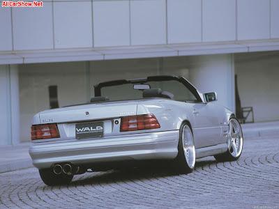 2002 Wald Mercedes-Benz SL-Class PHOTOS 1999 Wald Mercedes-Benz SL-Class