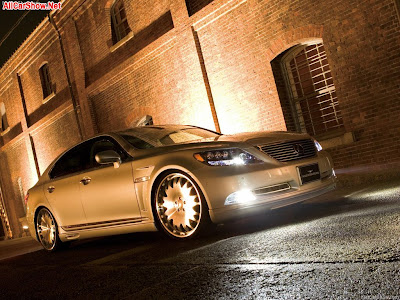 2004 Wald Lexus Ls. 2007 Wald Lexus LS. Sign up to the Wald pictures and wallpapers Newsletter (free) for updates [CLICK HERE]