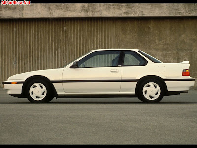 1990 Honda Prelude Si. 1990 Honda Prelude Si