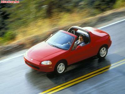 2004 Honda Aandl Racing S2000. 1993 Honda Civic Del Sol