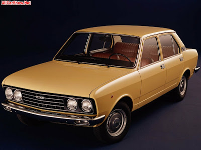 1974 Fiat 132 1600 GL Wallpapers