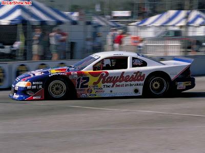Llanody Ford Mustang Cobra Racecar 1996