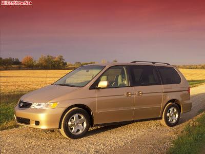 1999 Honda Odyssey. 1999 Honda Odyssey