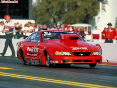 Ford Mustang Cobra Racecar 2001 1024x768 Wallpaper 01