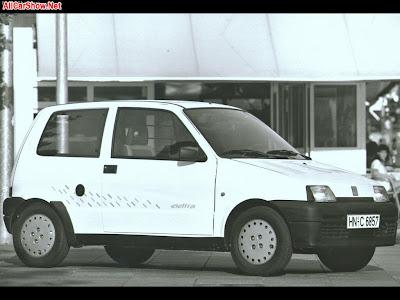 1994 Fiat Cinquecento Sporting
