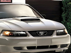 Ford Mustang Pony 2003 1024x768 Wallpaper 03