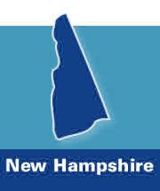 New Hampshire graphic
