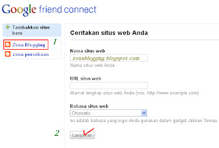 google friend connect, widget follower, blogspot, Pengikut, blogger, HTML/javascript