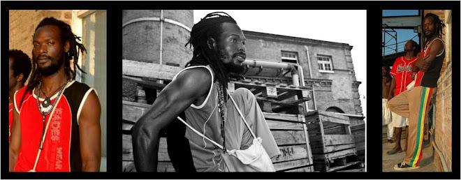Kone Mamadou, músico - actor - danzas africanas (Burkina Faso)