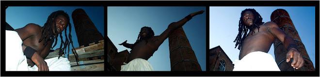 Seydou, Coordinador Musical - Coreógrafo (Senegal)
