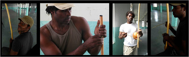 Erivelto Da Silva Márques, capoeira (Brasil)
