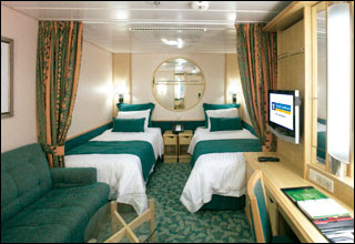 Oasis Of The Seas Interior Stateroom - Inside Stateroom