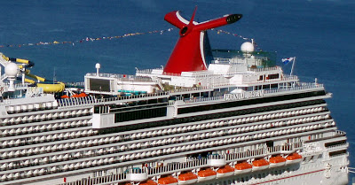 Photos of Carnival Dream Ship Photo of Carnival Dream Aft
