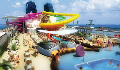 Norwegian Epic Aquapark