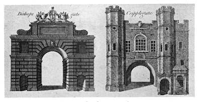 Bishops Gate and Cripple Gate