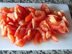 Salata greceasca Preparare reteta