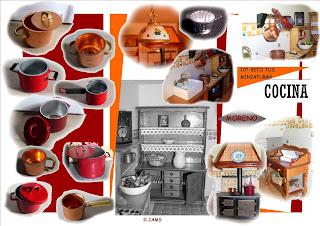 Minis de more cacharros de cocina for Cacharros cocina