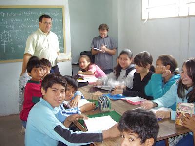 escuela dominical del CEBY