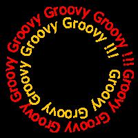 SVGRendererで円状に描画した文字列