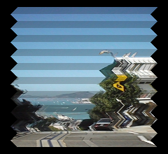 PyWin32とImageMagickで山折・谷折した画像