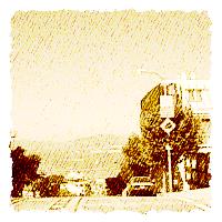 PyWin32とImageMagickで端がちぎれたスケッチ風に加工した画像