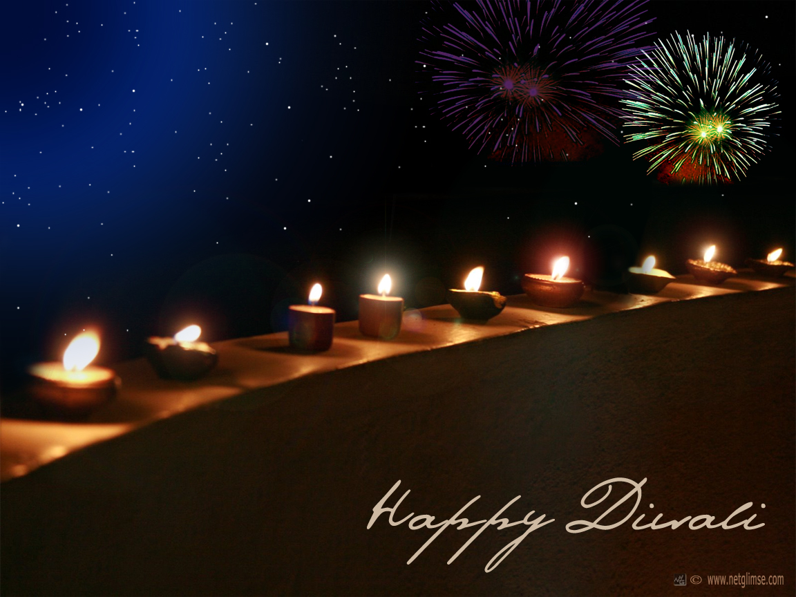 happy diwali wallpaper 2011