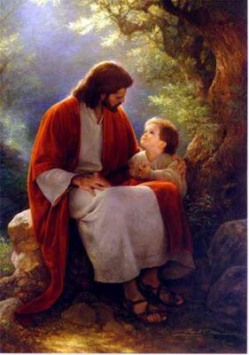 El mayor en el Reino de los Cielos JesusNiños