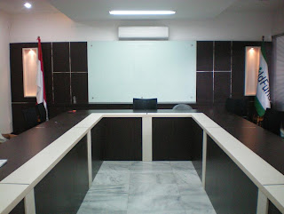 Interior kitchen home design: Interior kantor