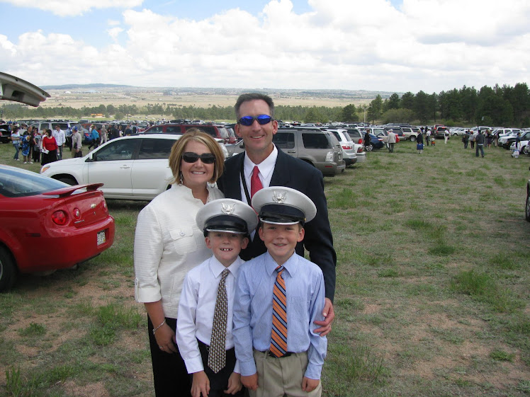 Air Force Academy Graduation / May 2010