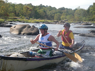 Collegiate Canoe Competition