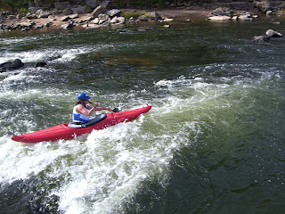 Collegiate Kayak Competition