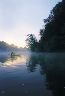 Serenity, a paddling benefit