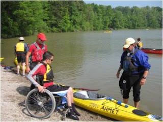 Kayaking opportuities