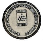 Premiat cu Medalia de AUR la Balkanfila Istanbul 2007