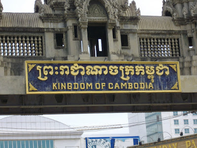 Getting To And Seeing Cambodia