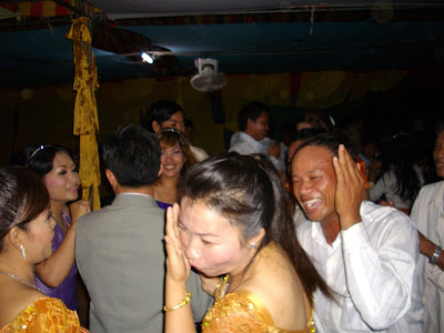 More from the Cambodian Wedding