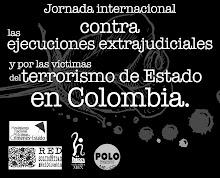 Jornada Internacional Contra Las Ejecuciones Extrajudiciales