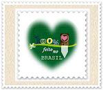 Nosso selo: 100% Feito no Brasil:
