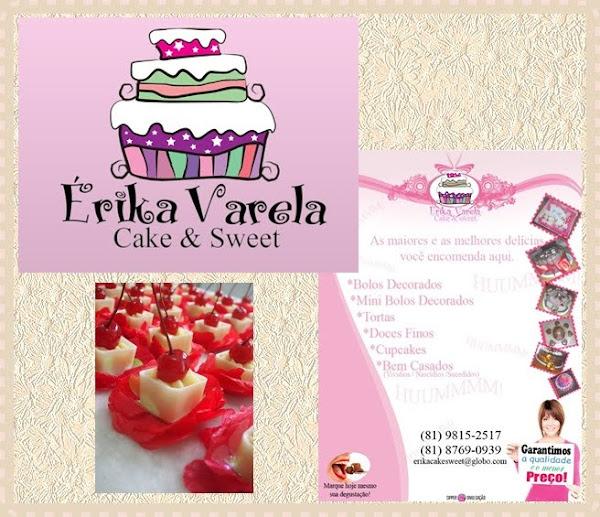 """"""" ÉRIKA VARELA - CAKE SWEET """""""