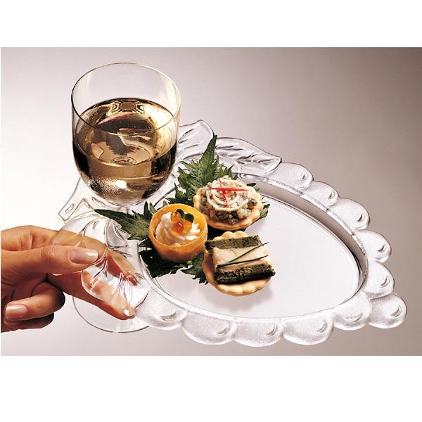 [wine+plate]