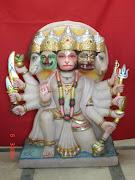 Panchamuga Anjaneyar
