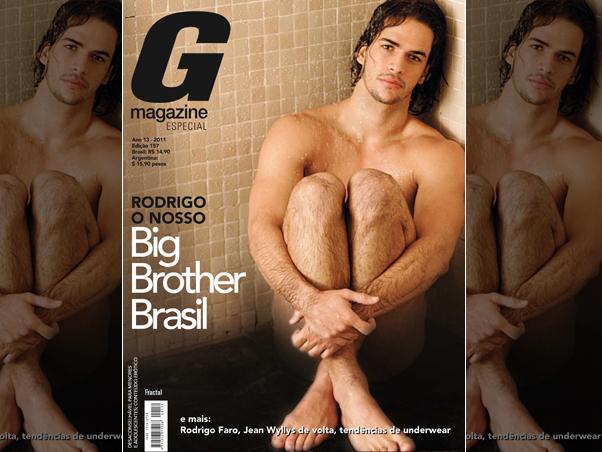 Response To G Magazine De Rodrigo Bbb
