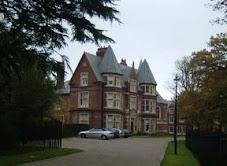Claybury Asylum  -- Administration block