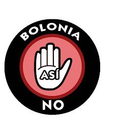 Bolonia así NO