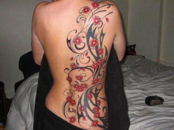 cherry tree blossom tattoo. house Cherry Blossoms Tattoo